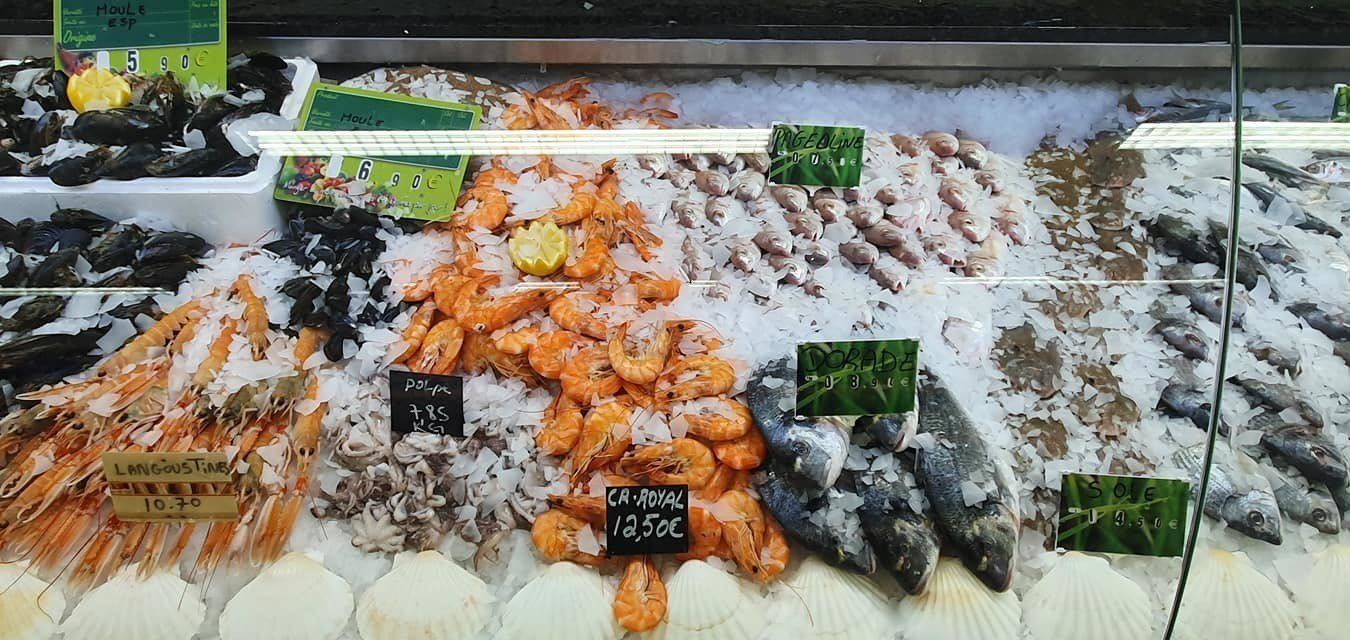 Marina Market - Alimentation générale - poissonnerie - boulangerie